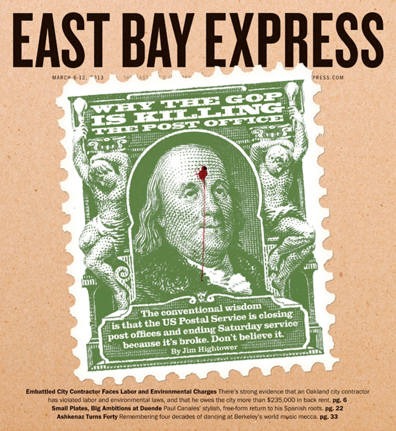 Letters For The Week Of March 20 2013 East Bay Express