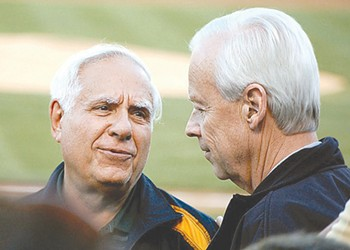 Does Don Perata Really 'Believe in Oakland' — Or In San Jose?
