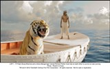 Life of Pi is a rousing sea adventure with splendid effects work, but that's it.