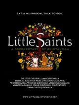 ROBBY VIENT, OLIVER QUINTANILLA - Little Saints, movie poster.