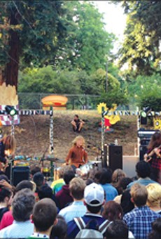 Live Review: Burger Boogaloo