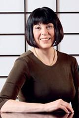 Liza Dalby.