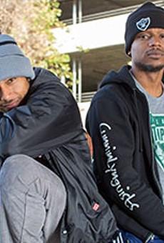 Los Rakas Show Off Their Oakland and Panama Pride