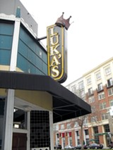 RACHEL SWAN - Luka's Taproom owner Rick Mitchell has joined with other club owners to form the Oakland Cabaret Alliance.