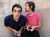 Manicorn's current lineup: Eilam Wolman and Daniel Yasmin.