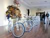 Manifesto Bicycles' new showroom.