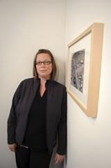 CHRIS DUFFEY - Margo Dunlap worries about the cuts.
