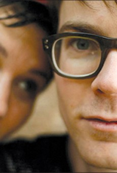 Matt and Kim: Bro-tested, Universally Approved