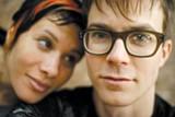 Matt and Kim.