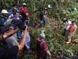 JOHN GELUARDI - McLaughlin traveled to Ecuador this year to create alliances with progressives opposed to Chevron.