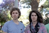 Michael Cera and Gaby Hoffmann star in the road-tripper Crystal Fairy.