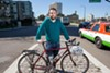 """Michael Schwartz, who suffered serious injuries when hit by a car last fall, said it's """"kind of a crazy deal"""" that """"if you want to do something like bike … you need to risk your life."""""""