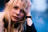 Michelle Williams as Cindy in Blue Valentine.