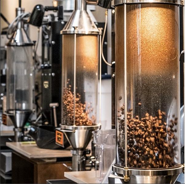 Artis' small-batch, hot-air coffee roasters (via Facebook).
