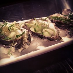 Oysters at AlaMar (via Facebook).