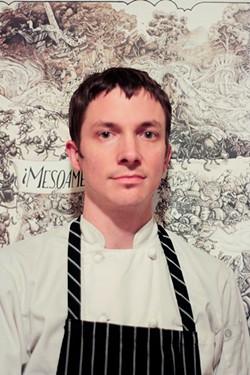 Kevin Schuder, the new chef of Citizen Fox - CITIZEN FOX
