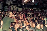 Monster Squad performs at 924 Gilman back in the day. Jordan Dertinger