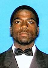 Murder suspect Devaughndre Broussard