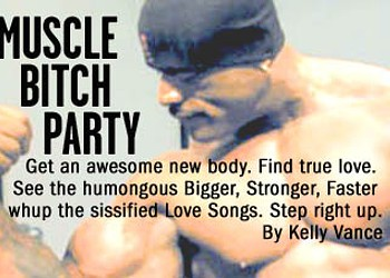 Muscle Bitch Party