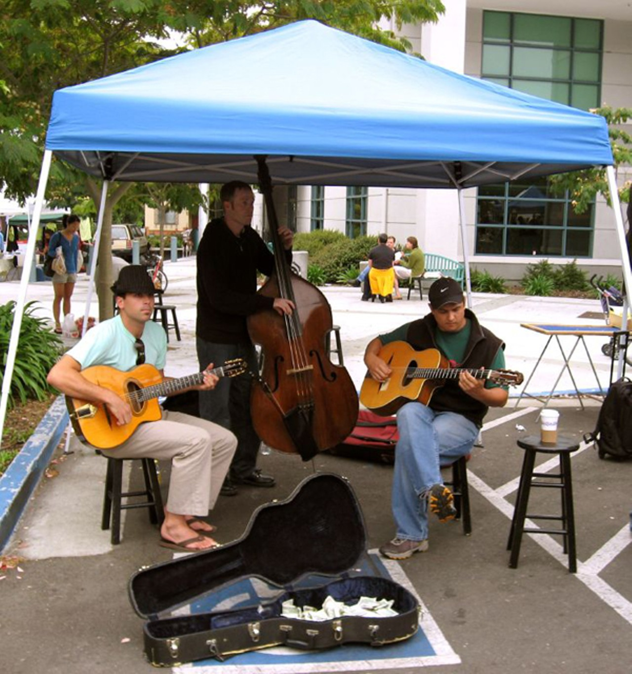 Ascap Targets Farmers Markets And House Venues East Bay Express