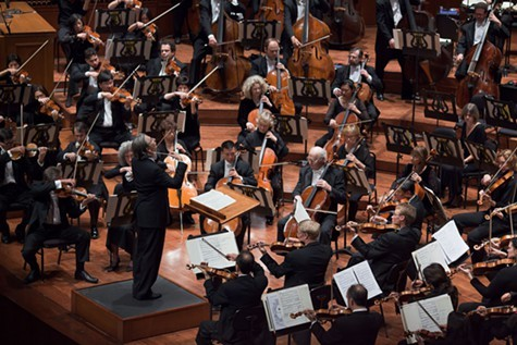 Musicians of the San Francisco Symphony are on strike after failed salary negotiations.