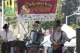 JESSE TEICHMAN - Musicians perform at last year's Oaktoberfest.