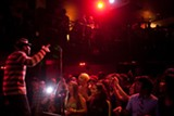 © JUSTIN WARREN / JSIGHT.COM - New clubs like the New Parish have given Oakland a venue for performers like Mos Def.