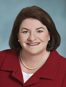 California State Assembly Speaker Toni Atkins.