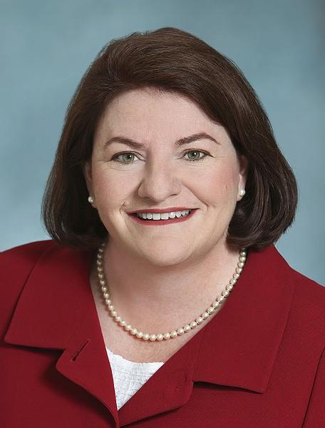 California State Assembly Speaker Toni Atkins.