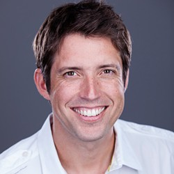 Nicholas Woodman of GoPro.