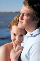 BENJAMIN PRIVITT - Nina and Alex are wobbly moral compasses.