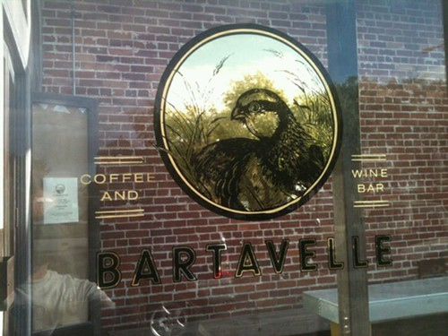Now open: Bartavelle (via Facebook)