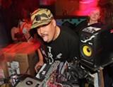 LEELA CARROLL & ZACH ROMERO/ZEAL FOTO - NVR OVR founder Marty Aranaydo (aka DJ Willie Maze).
