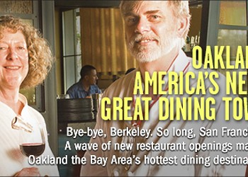 Oakland, America's Next Great Dining Town