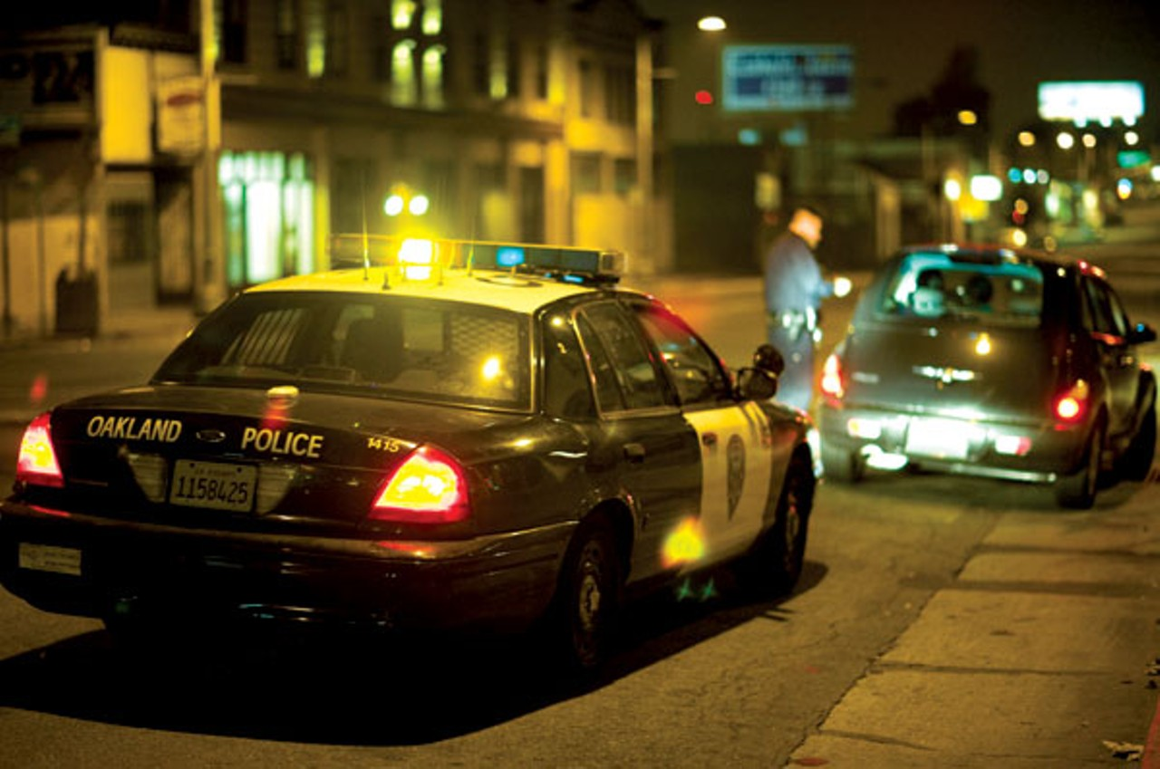 Arrests Are Down, and Crime Is Up | East Bay Express