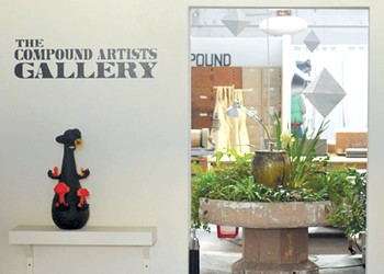 The Compound Gallery: A World of Its Own