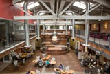 BERT JOHNSON - Oakland's new Impact Hub is a prime example of the growing co-workspace movement.