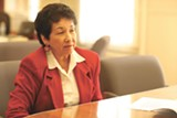 JAMIE SOJA - Oakland's new interim Superintendent Roberta Mayor wants to close some of the district's small schools.