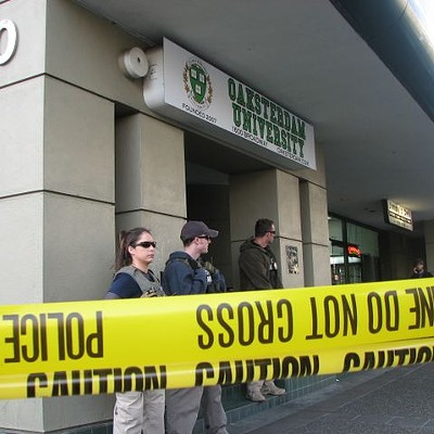 Federal Raid on Oaksterdam