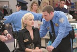 Observe and Report pokes fun at the ridiculous world of mercantile America.