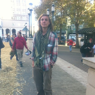 Occupy Oakland Street Styles