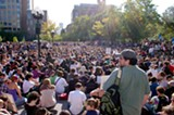 WIKIMEDIA COMMONS - Occupy Wall Street is becoming a historic event.