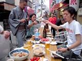 OPENHARVEST/KICKSTARTER - October harvest in Tokyo.