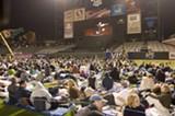PAT JOHNSON - Opera at the Ballpark.