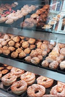 Pastry Heaven at Borgo Italia