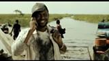 Patsha Bay Mukuna as Riva in Congolese filmmaker Djo Tunda Wa Munga's Viva Riva!