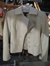 Pea coat from Sefina Studio