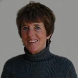 Poet Claire Scott (Rubin)