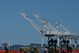ROONEYJOHN/FLICKR (CC) - Port of Oakland Twins.