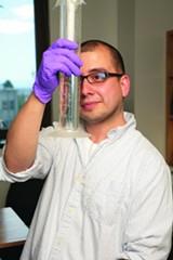 JAMIE SOJA - Postdoctoral researcher Hector Aldaz.